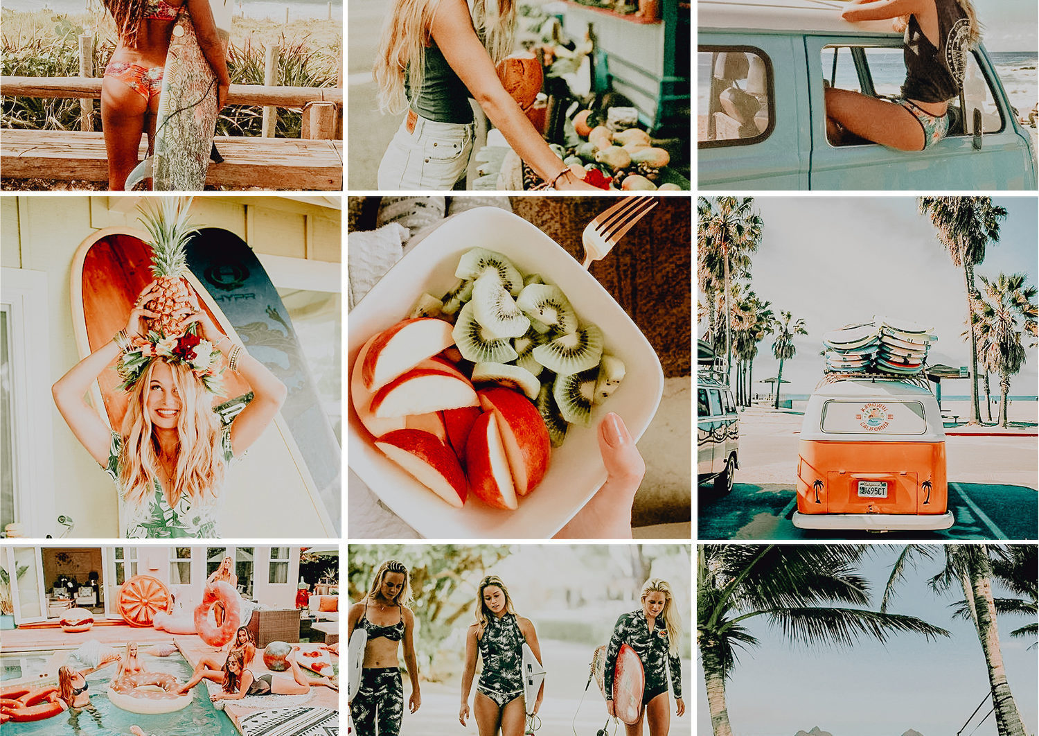 5 Mobile Presets TROPICAL - lightroom presets cover product 4 1 -