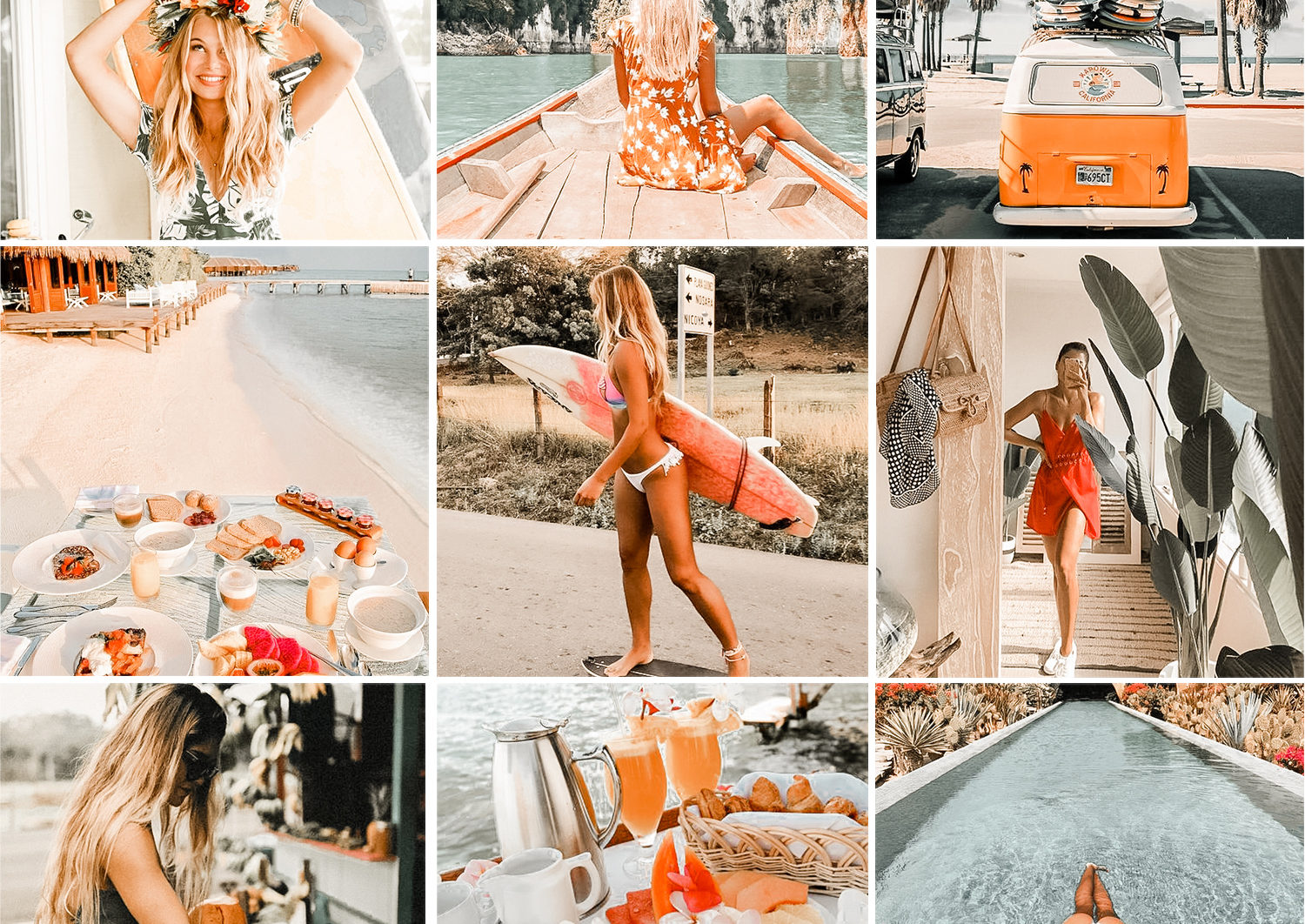 5 Mobile Presets TROPICAL - lightroom presets cover product 5 -