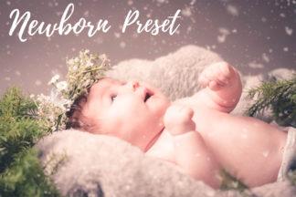 Desktop Lightroom Presets - CF Newborn -