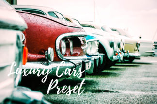 Desktop Lightroom Presets - CF LuxuryCars -