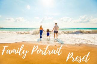 Desktop Lightroom Presets - CF Family Portrait -