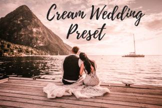 Desktop Lightroom Presets - CF Cream Wedding -
