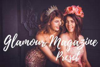 Desktop Lightroom Presets - CF Glamour Magazine -