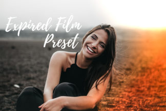Desktop Lightroom Presets - CF Expired Film -