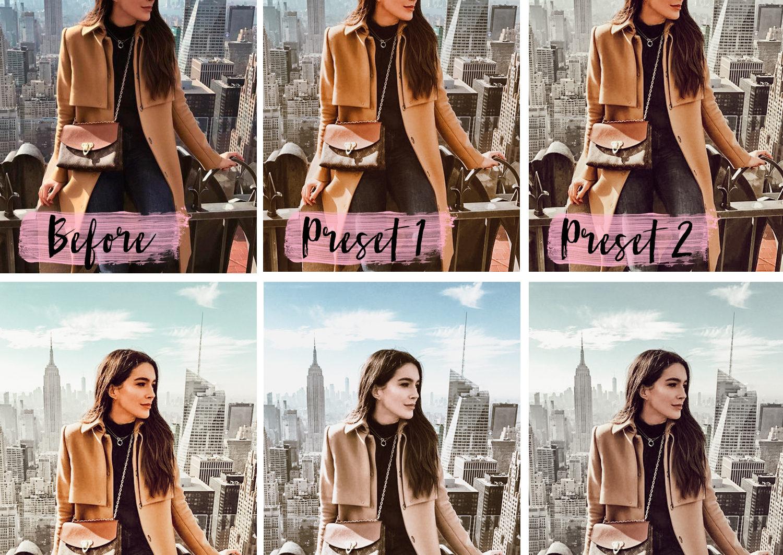 5 Mobile & Desktop Presets INSTA - lightroom presets product page 3 fdomhd -
