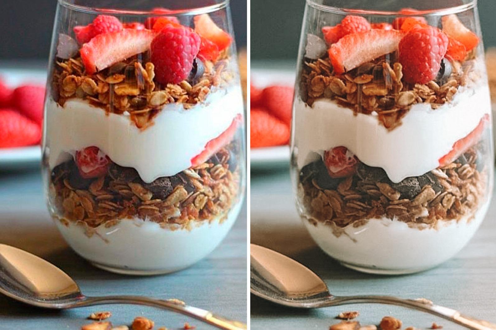 10 Mobile Presets FOOD BLOGGER - food blogger lightroom presets cover product 6 -