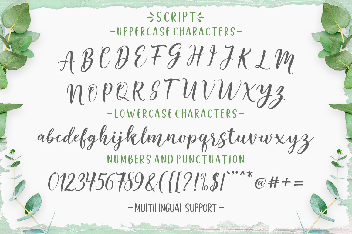 Good Selection Font Duo + Extras - 8 67 -