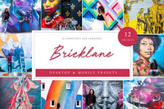 Lifestyle Lightroom Presets - Bricklane LR -