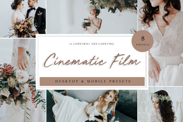 """<span style=""""display: none"""">Marketplace for Fonts, SVG files, Lightroom Presets and more</span> - Cinematic Film LR -"""