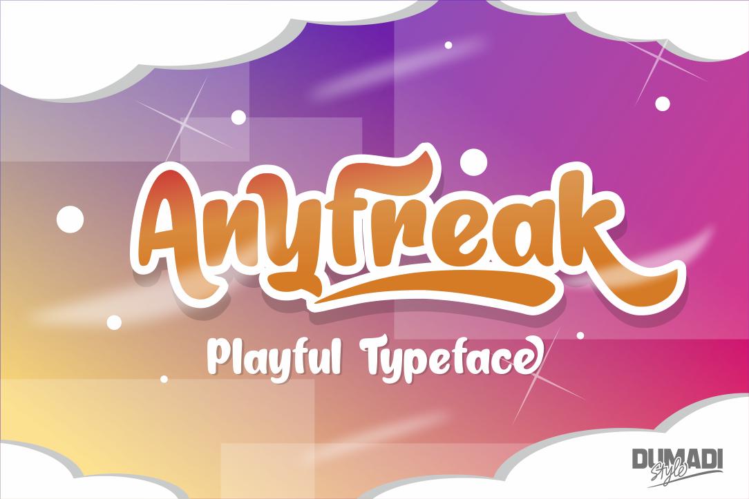 Fabulous Crafting Font Bundle - Anyfreaks -