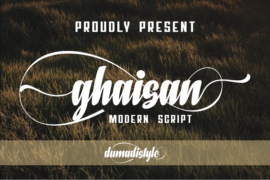 Fabulous Crafting Font Bundle - Ghaisan -