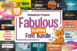"<span style=""display: none"">Font Bundles</span> - bundels -"