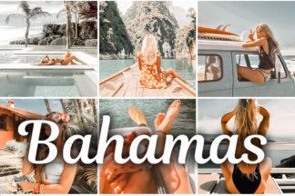 Travel Lightroom Presets - Bahamas lightroom presets mobile desktop -