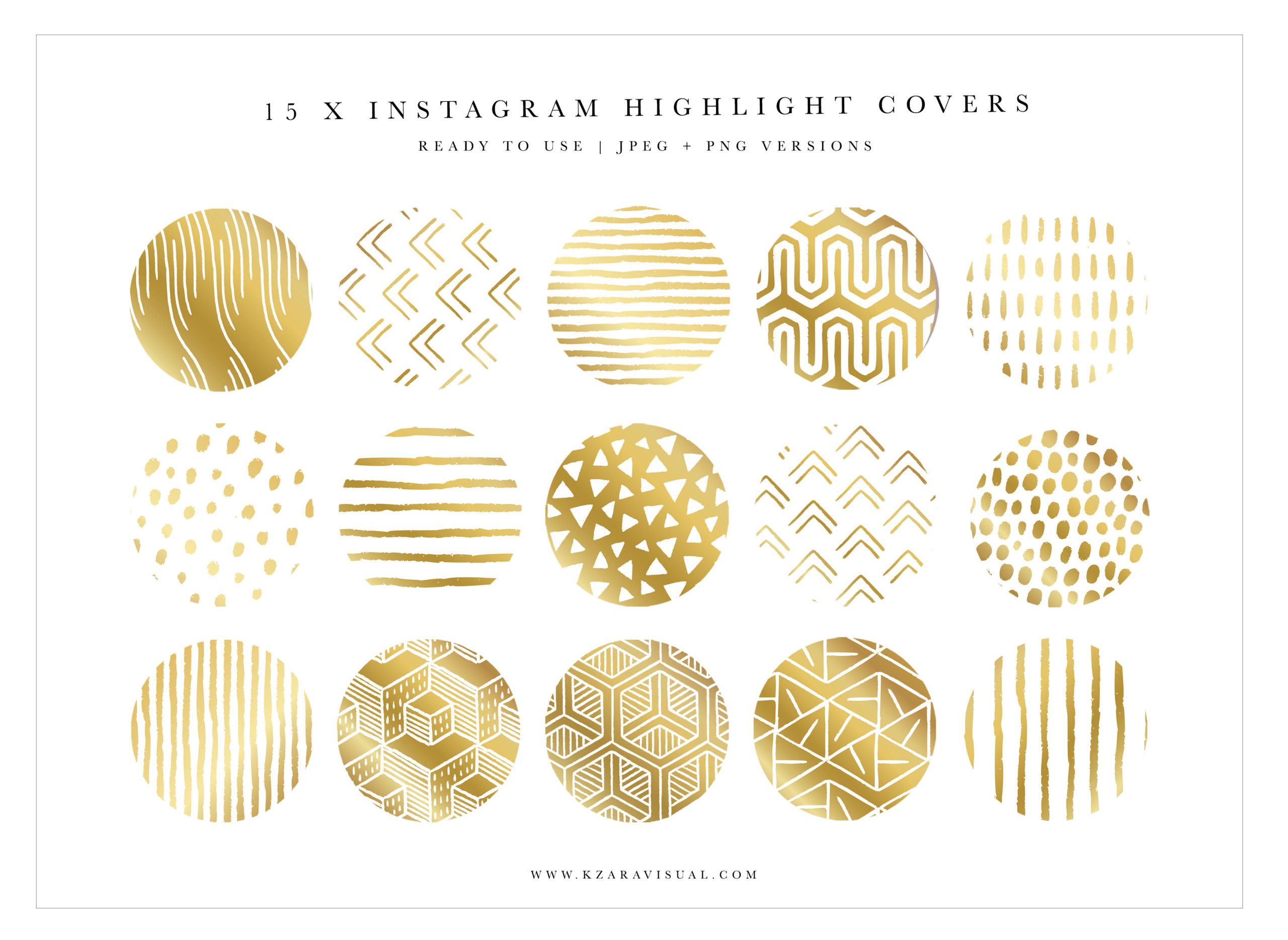 Instagram Highlight Covers 34 Gold And White Instagram Story Icons Gold Highlights Crella