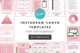 Crella Subscription - instagram templates1 -