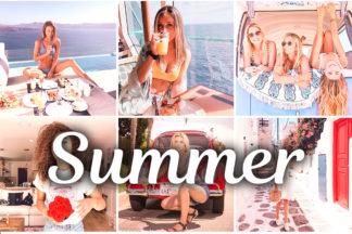 Summer Lightroom Presets - summer lightroom presets mobile desktop -