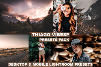 Professional Lightroom Presets - preview 40 -