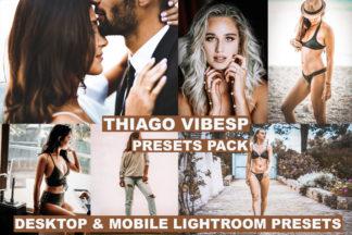 Professional Lightroom Presets - designbundle -