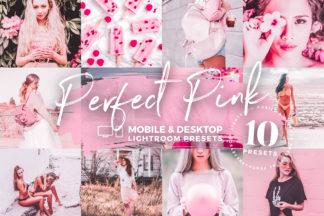 White Lightroom Presets - Sweet Pink Mobile Desktop Lighroom Presets Crella -