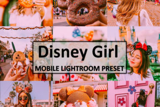 Spring Lightroom Presets - disneygirl -