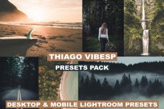Professional Lightroom Presets - PRESET 2 -