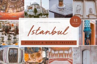 Urban Lightroom Presets - Istanbul LR -