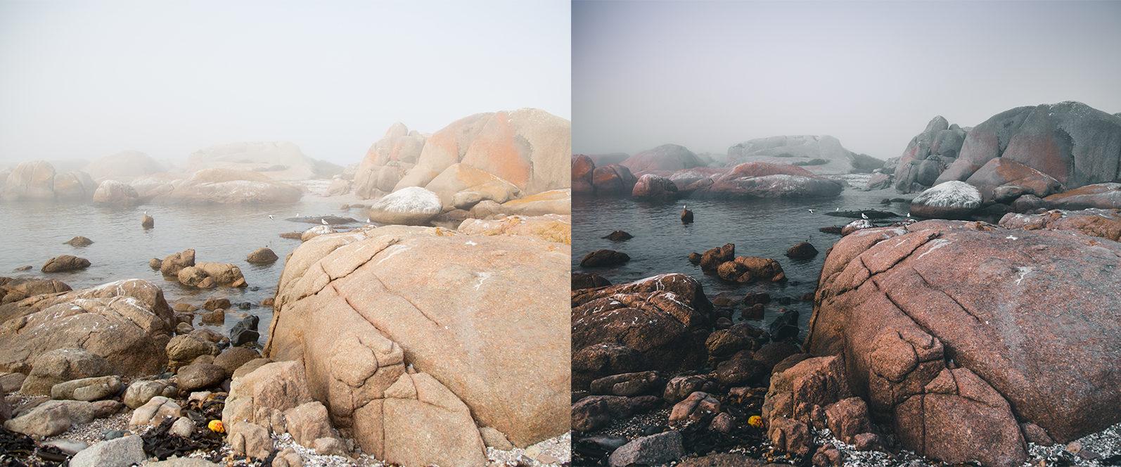 12 x Lightroom Presets, Cape Columbine, Beach and Ocean Presets, Seascape Presets - 3 Cape Columbine2 -