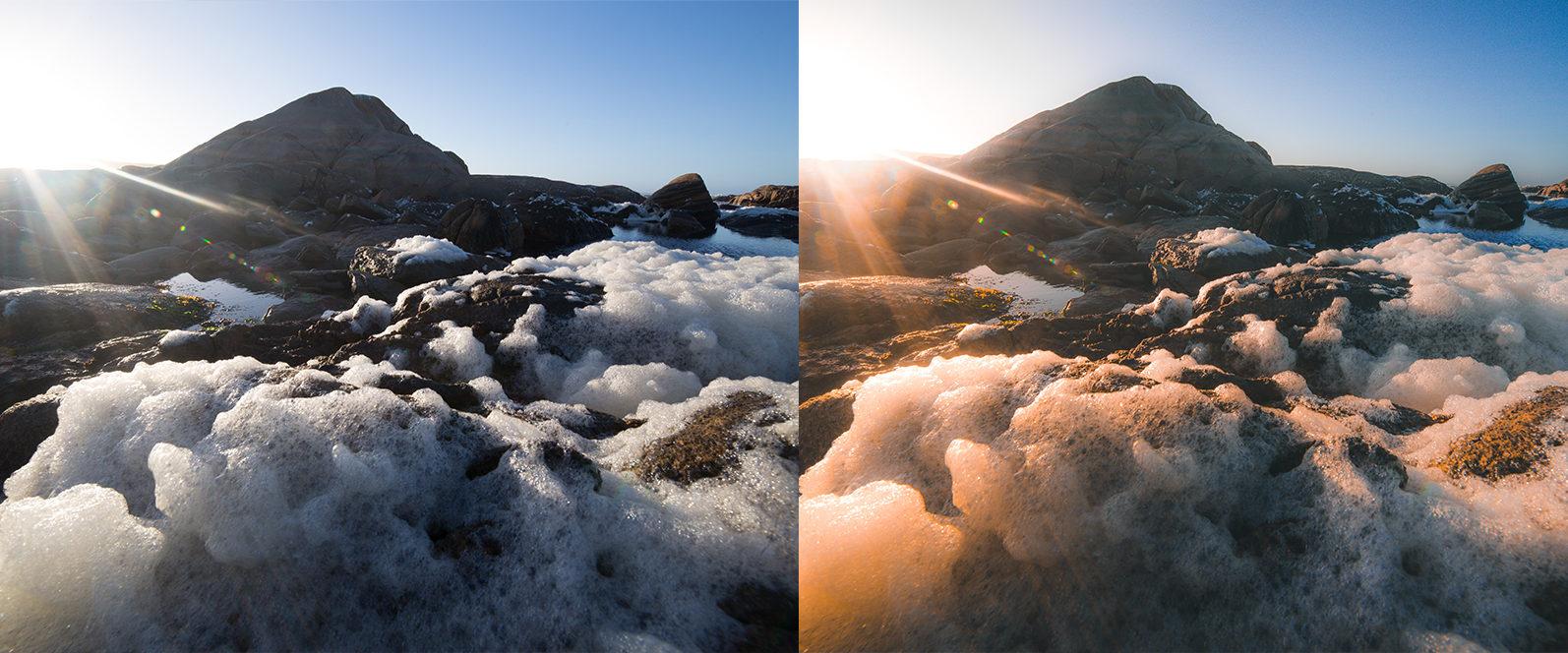 12 x Lightroom Presets, Cape Columbine, Beach and Ocean Presets, Seascape Presets - 6 Cape Columbine 2 -