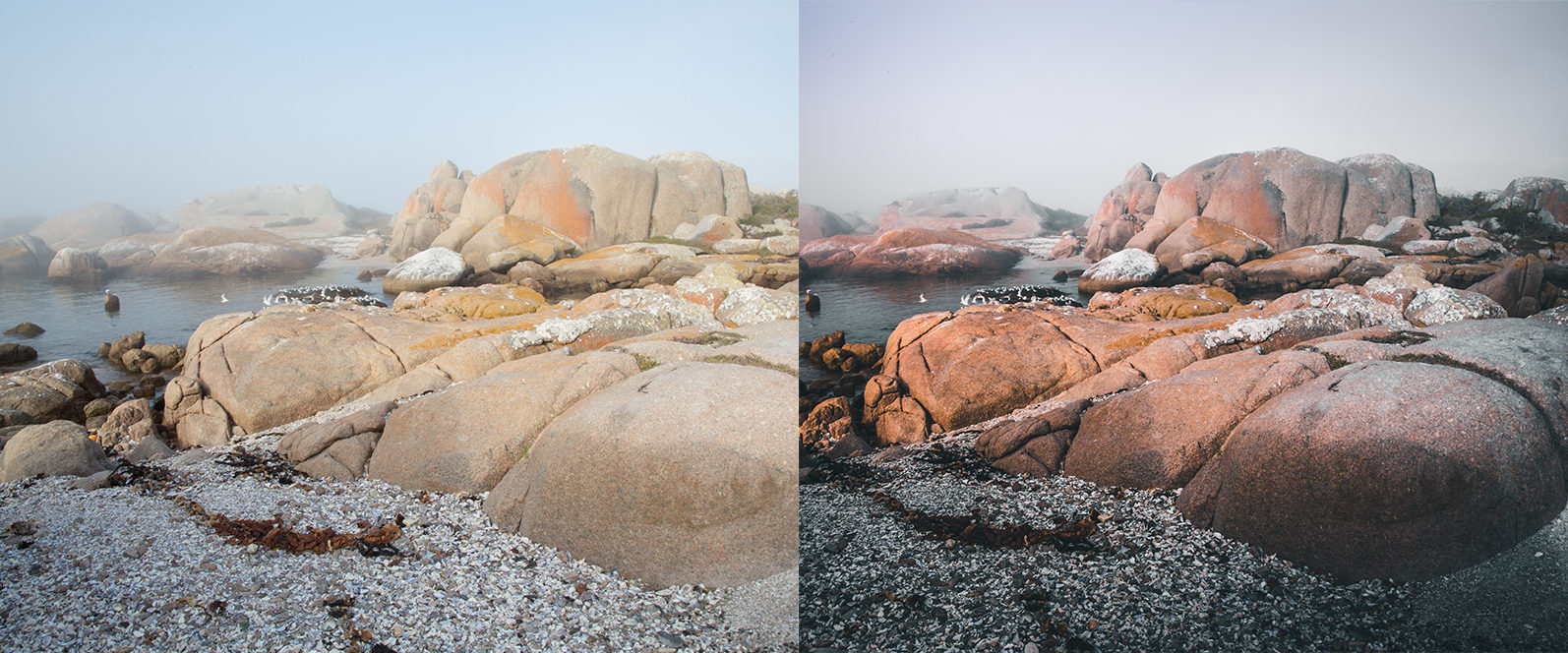 12 x Lightroom Presets, Cape Columbine, Beach and Ocean Presets, Seascape Presets - 9 Cape Columbine2 1 -