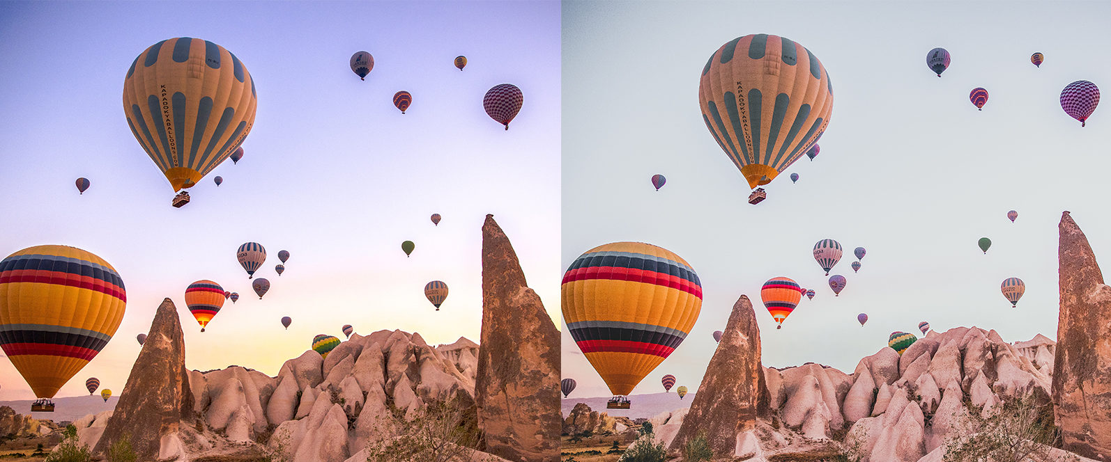 BUNDLE /// 04_Travel Collection // 64 x Desktop and Mobile Presets - 5 Hot Air Balloon1 -