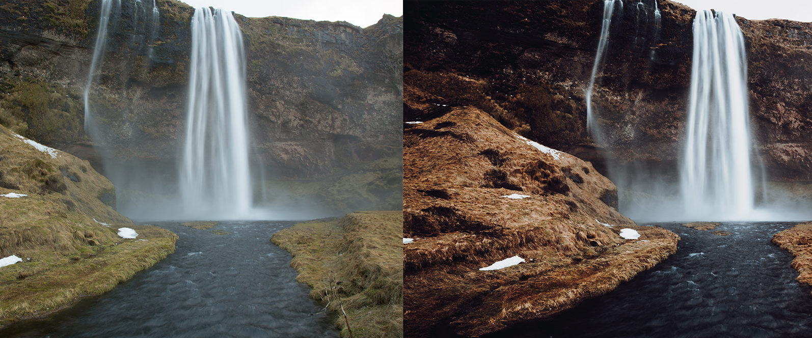 BUNDLE /// 03_Travel Collection // 97 x Desktop and Mobile Presets - Iceland Preview 1 1 -
