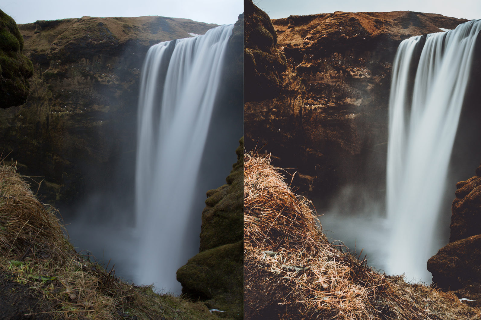 BUNDLE /// 03_Travel Collection // 97 x Desktop and Mobile Presets - Iceland Preview 11 -