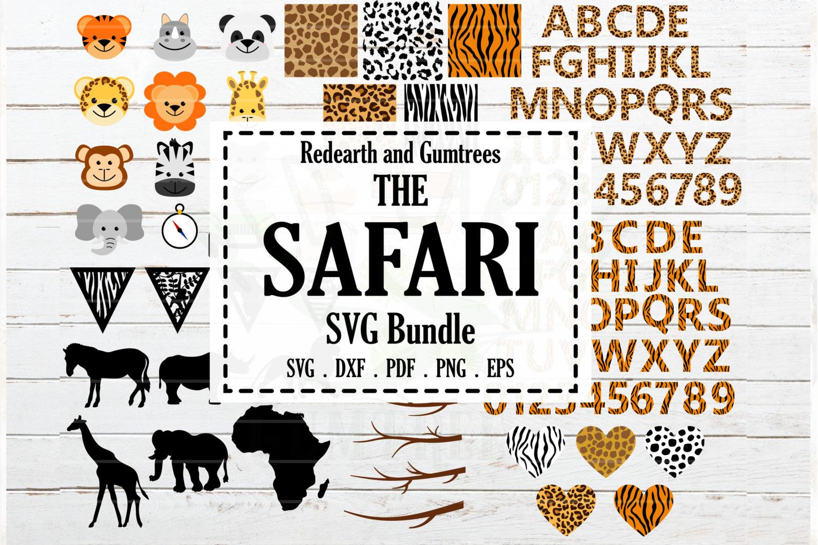 The Mega SVG Bundle Design. More than 650 Designs included in SVG,PNG,DXF,PDF,EPS formats - sarafi svg bundle cheetah pattern tiger patternleopard print letters safari animals svg scaled -