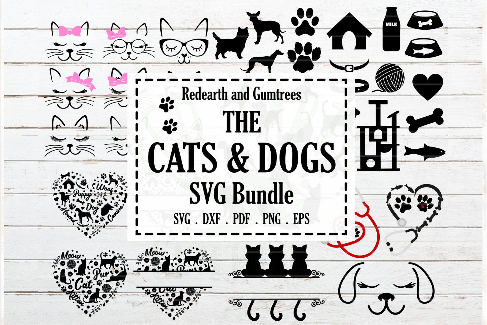 The Mega SVG Bundle Design. More than 650 Designs included in SVG,PNG,DXF,PDF,EPS formats - cats bundle svg dogs bundle svg cat monogram svg dog face lashes svg cat lashes svg bone svg cat dow paw svg scaled -
