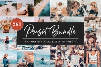$1 Font Deals - NesBundle Preview 6 -
