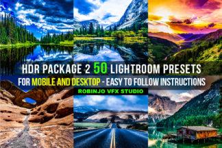 Cinematic Lightroom Presets - 1 34 -
