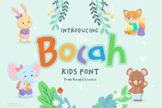 All Freebies - The Bocah Cover -