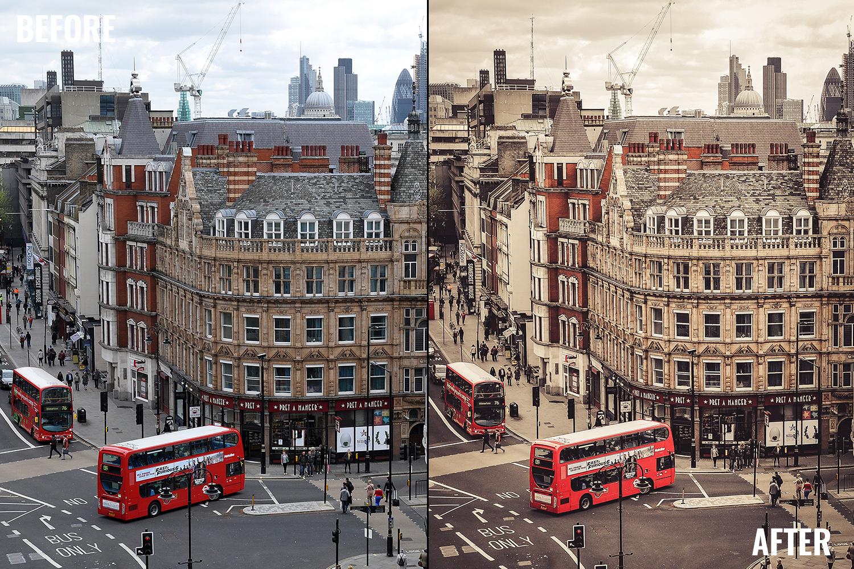 Lightroom Presets - City Bundle - London -