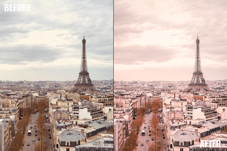 Lightroom Presets - City Bundle - Paris -