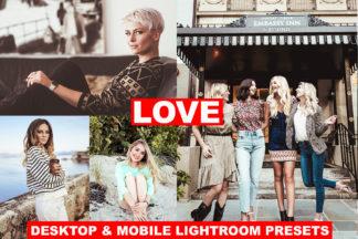 Professional Lightroom Presets - PRESETS -