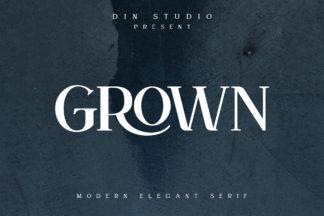 Crella Subscription - GrownCM 01 -