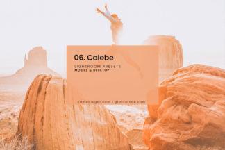 Mother Lightroom Presets - 06. calebe -