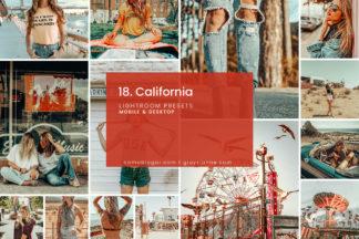 White Lightroom Presets - 18.CALIFORNIA 8 -