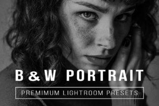Black And White Lightroom Presets - %C4%B0LK KAPAK YEN%C4%B0 -