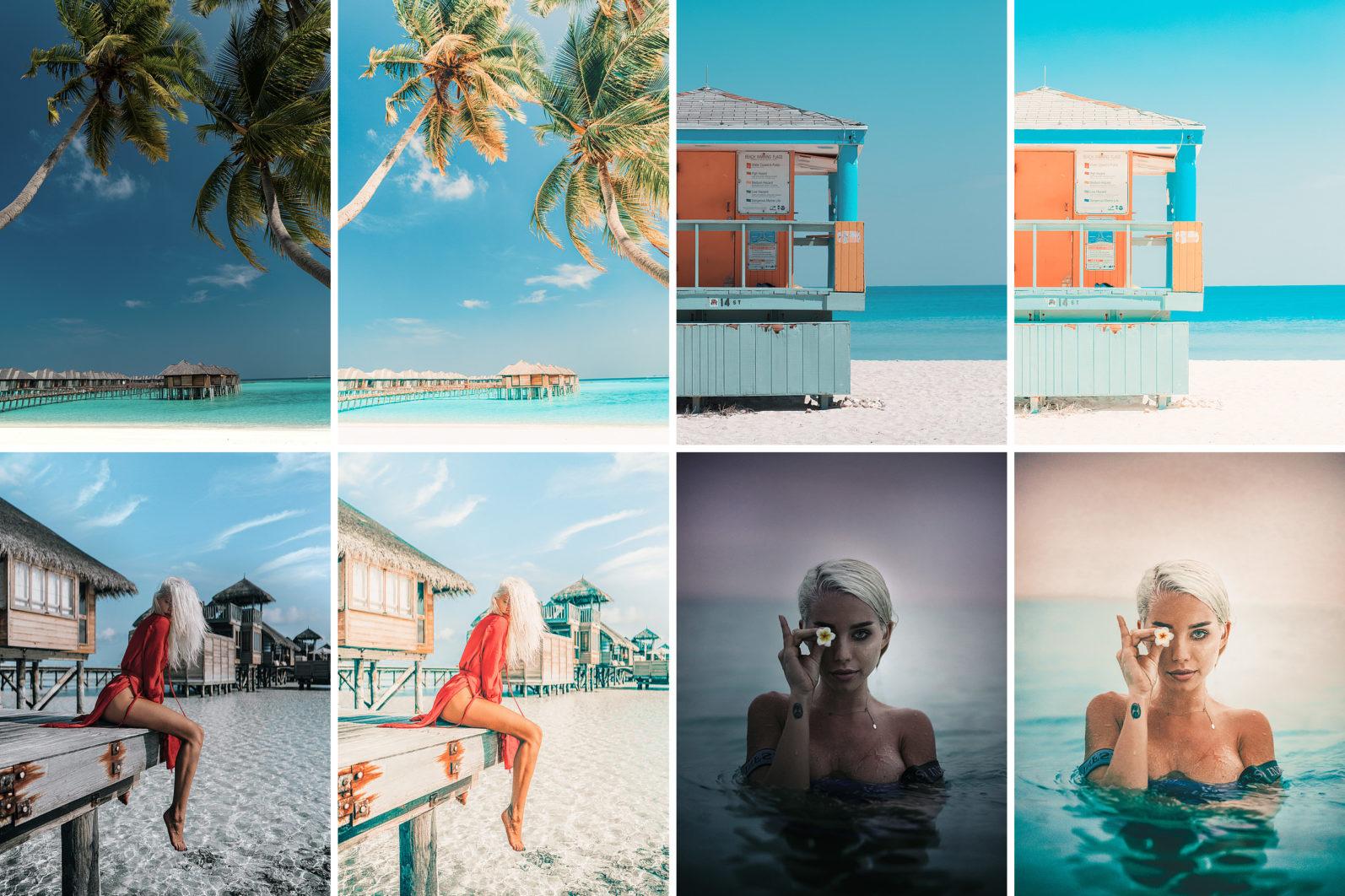 27. Beach Vacation Presets - 27.BEACHVACATIONS 4 -