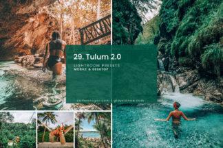 Lifestyle Lightroom Presets - 29.TULUM2 .0 1 -