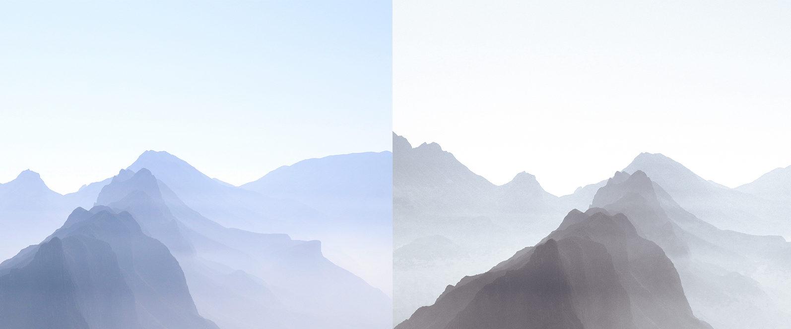 BUNDLE /// 06_Lightroom Collection // 72 x Desktop and Mobile Presets - 1 Minimalism 2 -