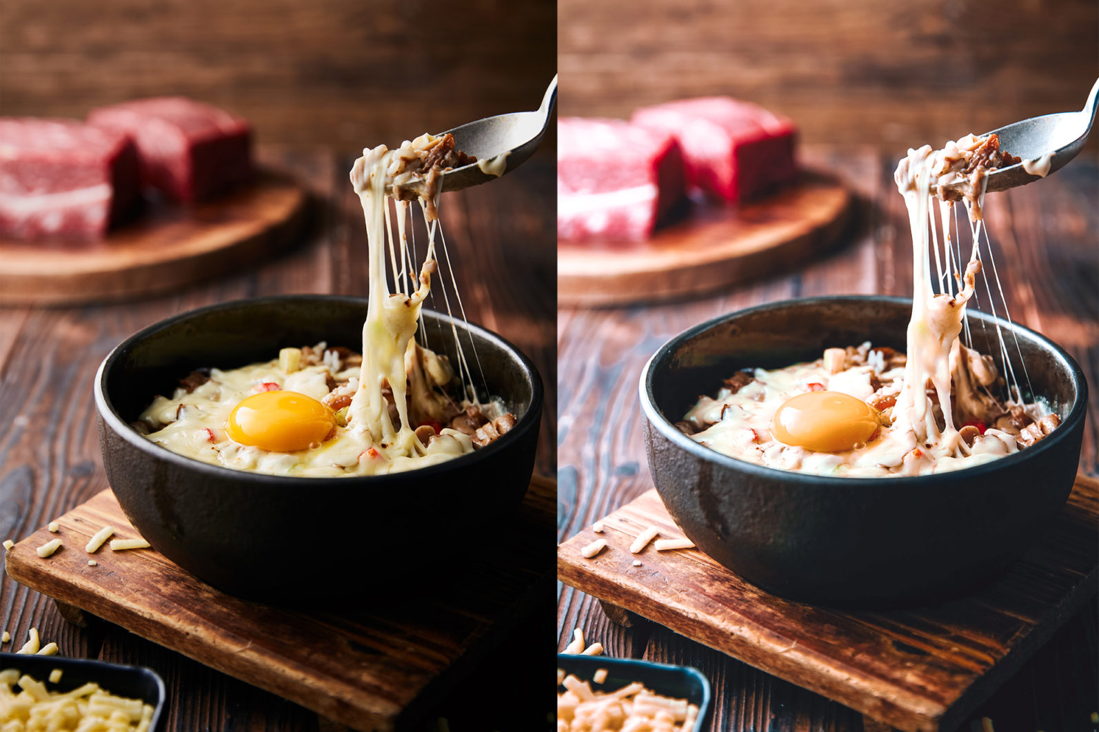BUNDLE /// 06_Lightroom Collection // 72 x Desktop and Mobile Presets - 1 Food Blogger 1 -