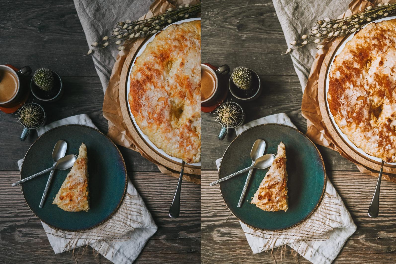 Food Blogger Vol. 1 Lightroom Presets - Desktop and Mobile - 2 Food Blogger 2 -