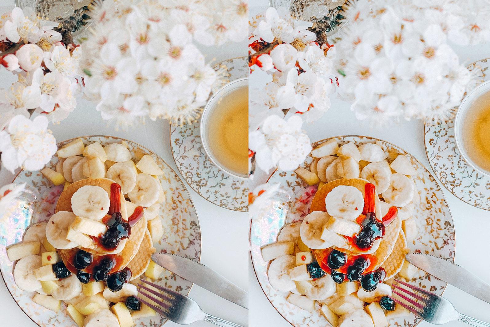 Food Blogger Vol. 1 Lightroom Presets - Desktop and Mobile - 4 Food Blogger 2 -